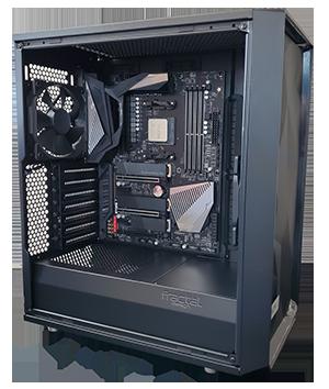 Workstation w/ CPU