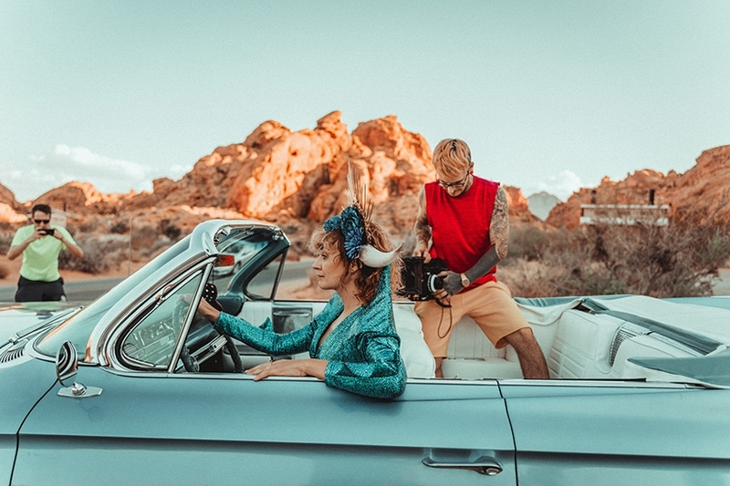 Yhellow Music Video Production
