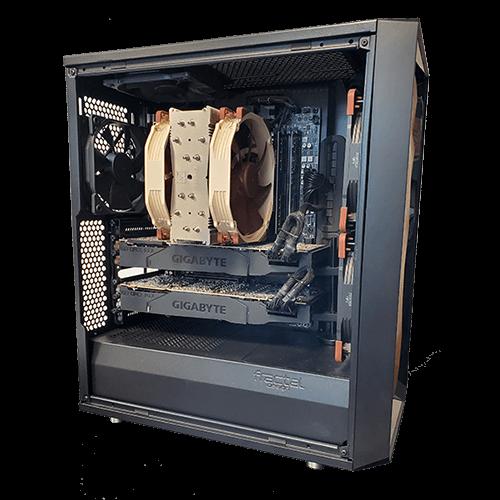 Custom Designed Computer Internal Components