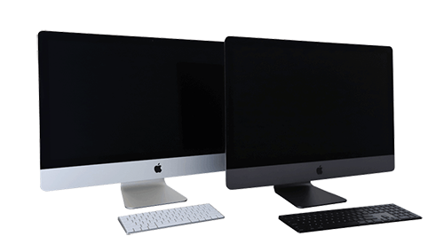 Apple iMac Pro and iMac i9 Workstations