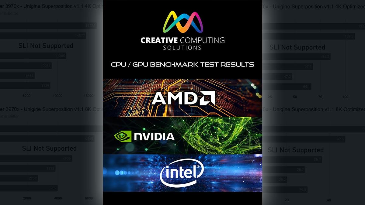 CPU | GPU Benchmark Test Results: Full Report
